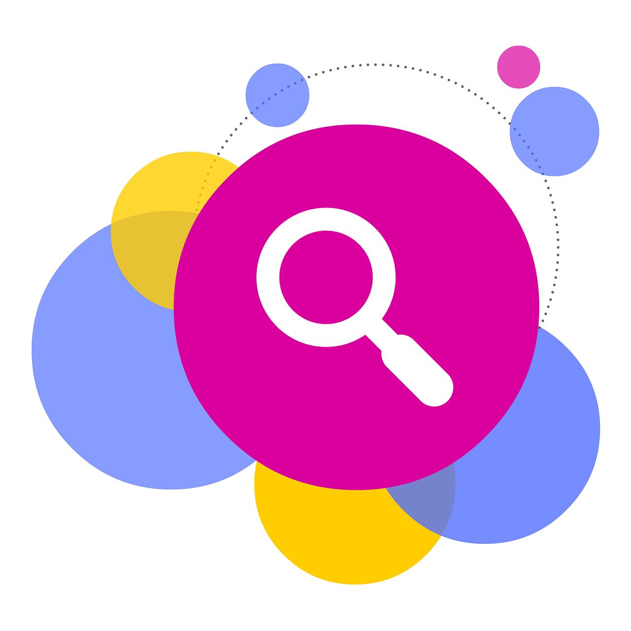 bubbles, search, find